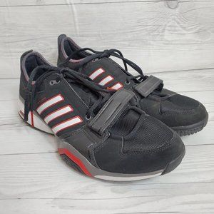 Adidas Response Blk/Red Sneakers SZ 11 (M15)